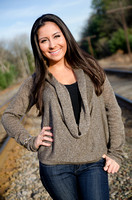 Allison - Senior portraits 2012